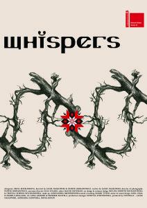 plakat Whispers